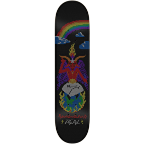 Real Skateboards Ramondetta Evil-Lite Skateboard Deck - 8.38