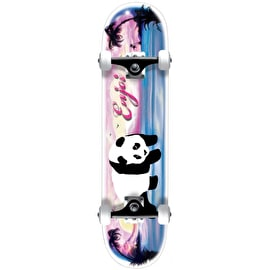 Enjoi Tropical Airbrush Panda Complete Skateboard 8