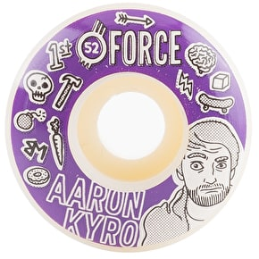 Force Bored Kyro Skateboard Wheels - 52mm
