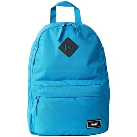Neff Scholar Backpack - Cyan