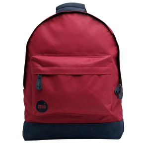 Mi-Pac Backpack - Classic Burgundy/Navy