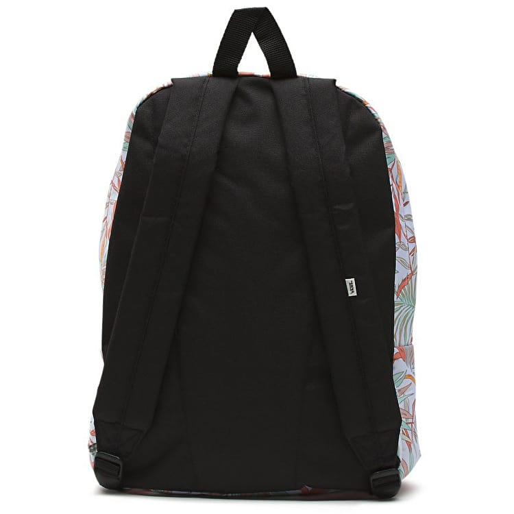 Vans Realm Backpack - White California Floral