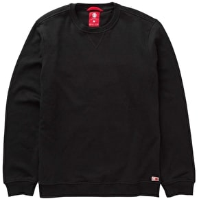 Element 92 Crewneck - Black