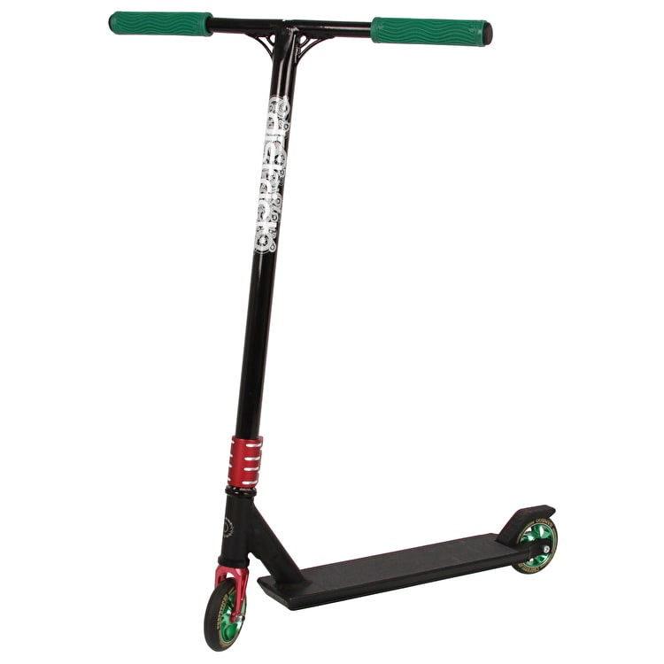 Razor Custom Scooter - Cheapshots Black/Green/Red