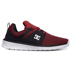 DC Heathrow Skate Shoes - Chilli Pepper