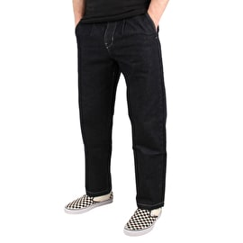 Levi's Skate Pleated Trousers - Indigo Warp Rinse