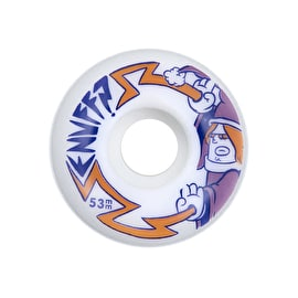 Enuff Peacekeeper Skateboard Wheels - 53mm
