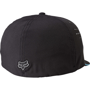 Fox Seca Splice Flexfit Cap - Black