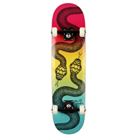 Powell Peralta Snakes Colby Fade Complete Skateboard - 7.88
