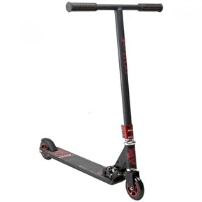 JD Bug Extreme V2 Complete Scooter - Black / Red
