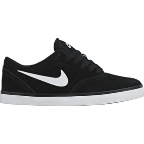 Nike SB Check Shoes - Black/White