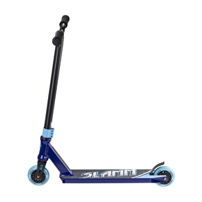 Slamm Tantrum V Complete Scooter - Blue