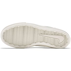 Nike SB Solarsoft Portmore II Womens Skate Shoes - Cream