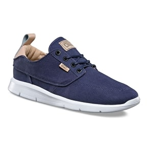 Vans Brigata Lite Skate Shoes - (C&L) Crown Blue
