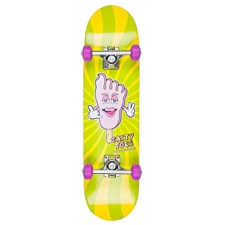 Rocket Mini Popsicle Skateboard - Tasty Toes 7.5