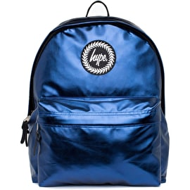 Hype Midnight Backpack - Blue/Metallic