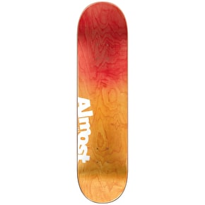 Almost Skateboard Deck - OG Trans Rings Impact Mullen 7.75
