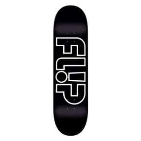 Flip Skateboard Deck - Odyssey Blackout 8.25