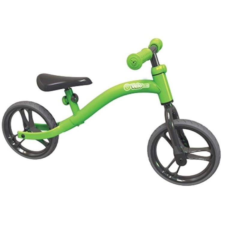 Y-Volution Y Velo Air Balance Bike - Green