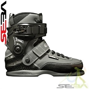 Seba CJ Pro Aggressive Skates - Boot Only