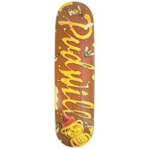 Plan B Killer Bees Pro Spec Skateboard Deck - Pudwill 8.375