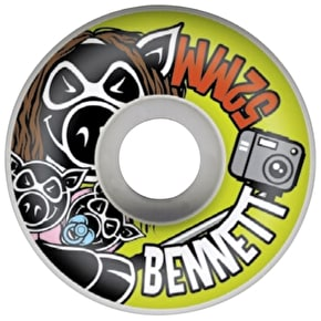 Pig Vice Bennett Skateboard Wheels - 52mm