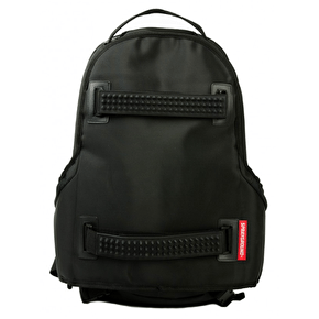 Sprayground Stealth Black Skate Backpack
