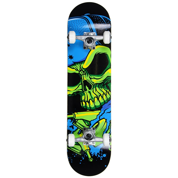 MGP Gangsta Series Complete Skateboard - Capped 7.75""