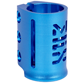 B-Stock MGP MFX X3 Triple Clamp - Anodised Blue (split packaging)