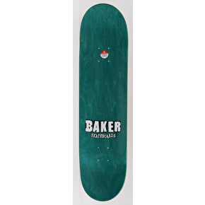 Baker Self Portrait Skateboard Deck - Dollin 8