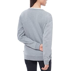 Vans Assembly Womens Crewneck- Grey Heather