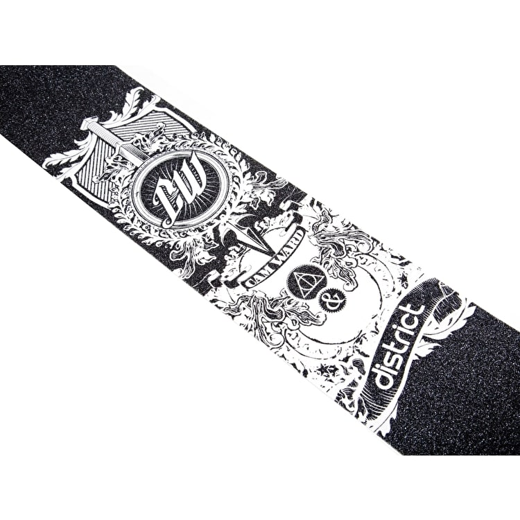 District Signature Griptape - Cam Ward
