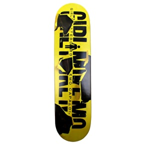 Girl Tear It Up Skateboard Deck - Mike Mo 7.875