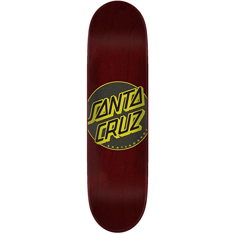 Santa Cruz Classic Dot Skateboard Deck - 8""