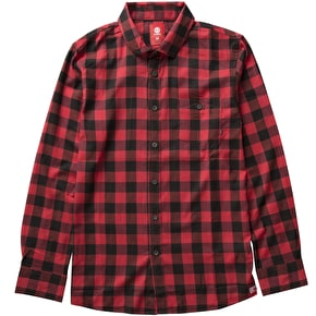 Element Buffalo Shirt - Red