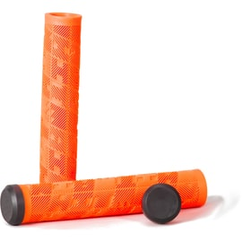Mafiabike Hitmain Scooter Grips - Neon Orange