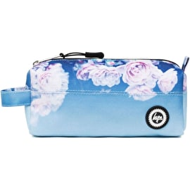 Hype Rose Fade Pencil Case - Navy