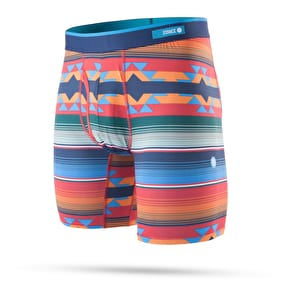 Stance Santo Boxers - Red