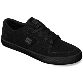 DC Nyjah Vulc TX Shoes - Black/Black