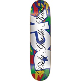 DGK Primary Skateboard Deck 8.25