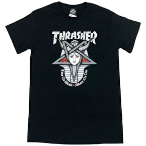Thrasher Goddess T-Shirt - Black