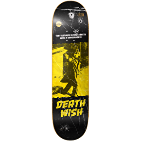 Deathwish VHS Wasteland Skateboard Deck - Team 8.5