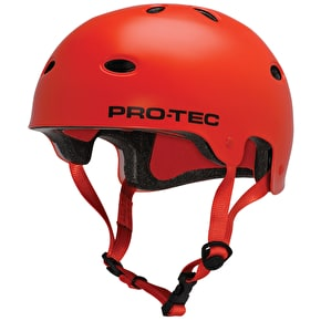 Pro-Tec Helmet - B2 Bike SXP Satin Blood Orange