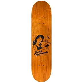 Real Renegade Kyle Skateboard Deck - Multi 8.38
