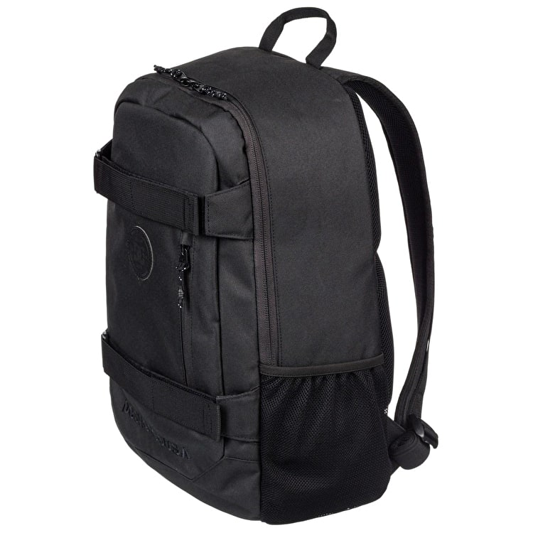 DC Clocked Backpack - Black