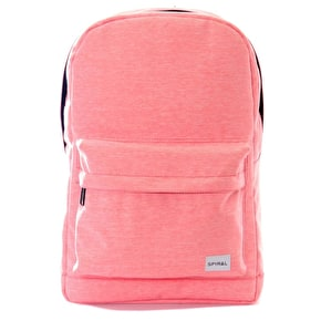 Spiral OG Core Backpack - Apricot Marl