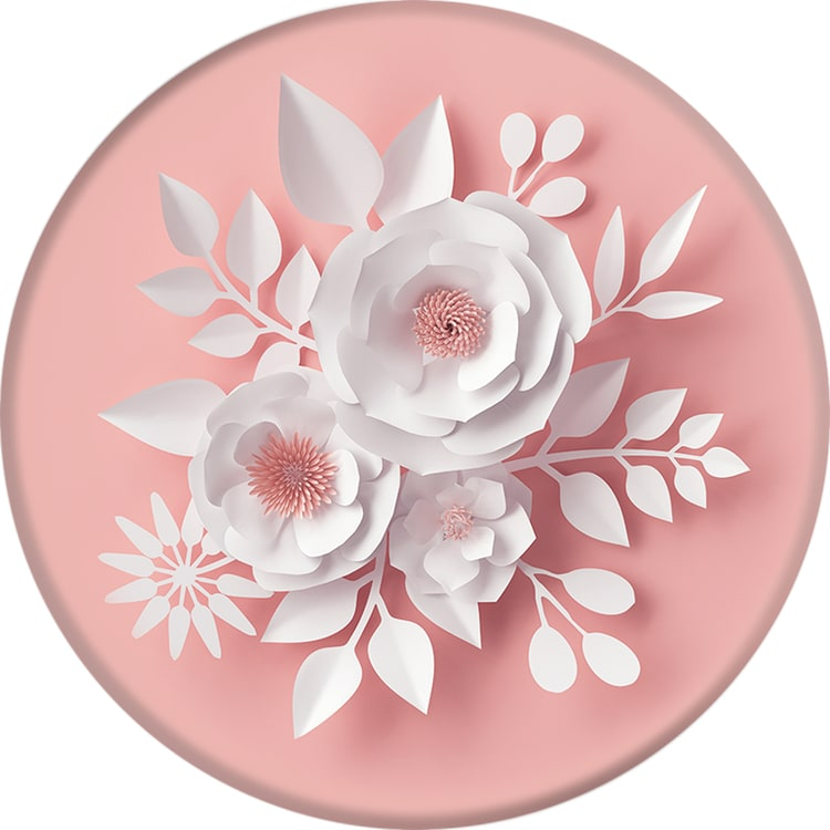 PopSockets Grip - Paper Flowers