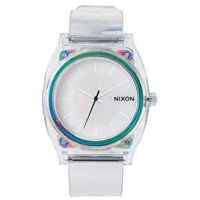 Nixon Time Teller P Watch - Translucent