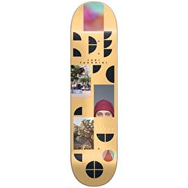 Almost Fragments - Yuri Facchini Skateboard Deck 8.125
