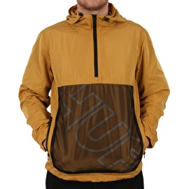 Huf Wire Frame Anorak - Honey Mustard